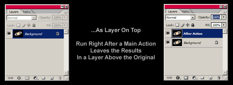 [Split Your Action Results into After and Before Layers to Enable Sophisticated Mixing.]