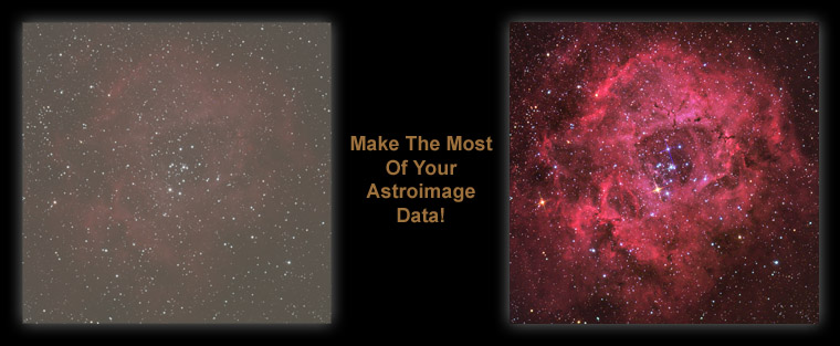 [Dramatically Improve Your Astrophotographs With Sophisticated Digital Image Processing!]